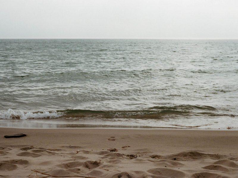 Lake Michigan. Image: Marie Orttenburger.