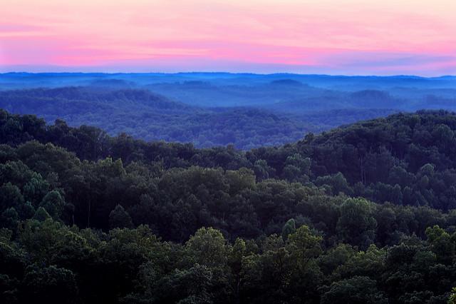 Shawnee State Forest in southwest Ohio. Image: Christa Binder, Flickr.