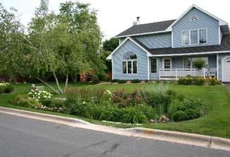 A rain garden. Image: U.S. Environmental Protection Agency