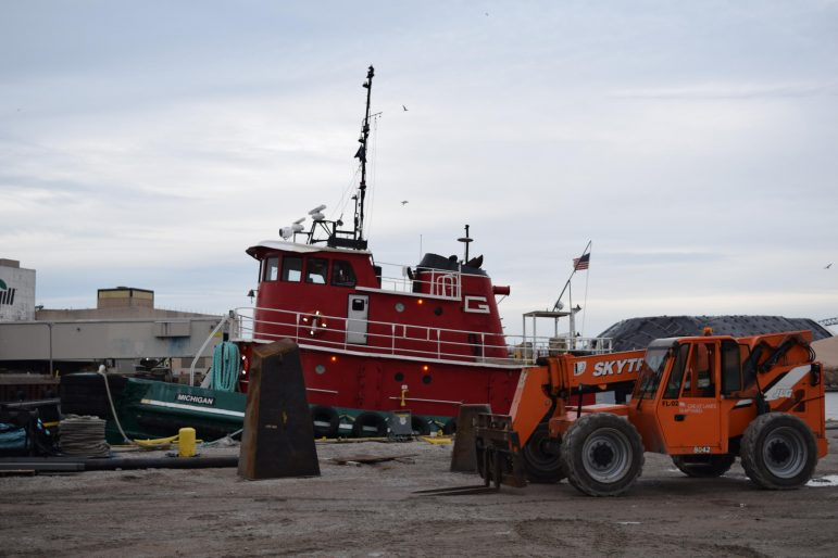 What happens when Great Lakes shipping season ends? | Great