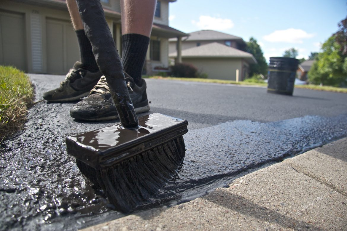 Milwaukee Bans Coal Tar Sealants After Study Shows They