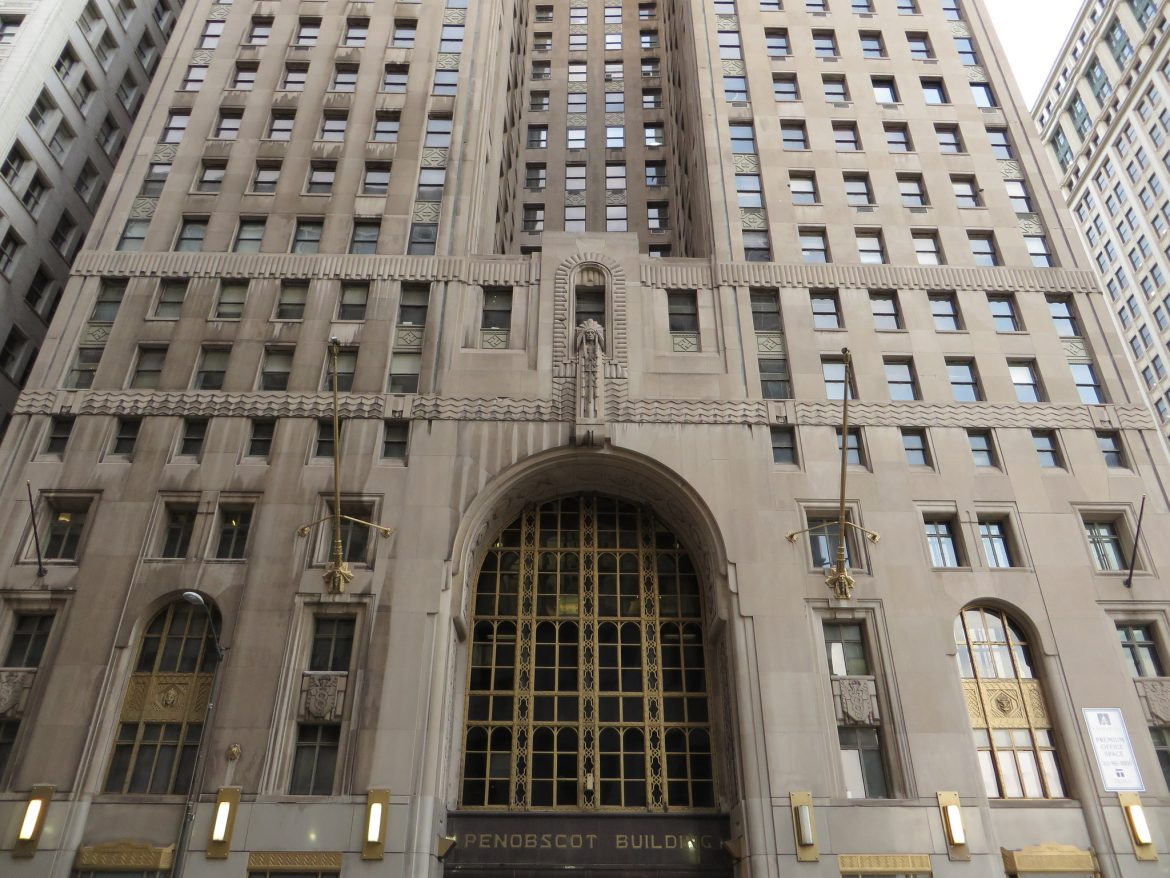Historian honors detroit architect in new book great for Detroit architectes