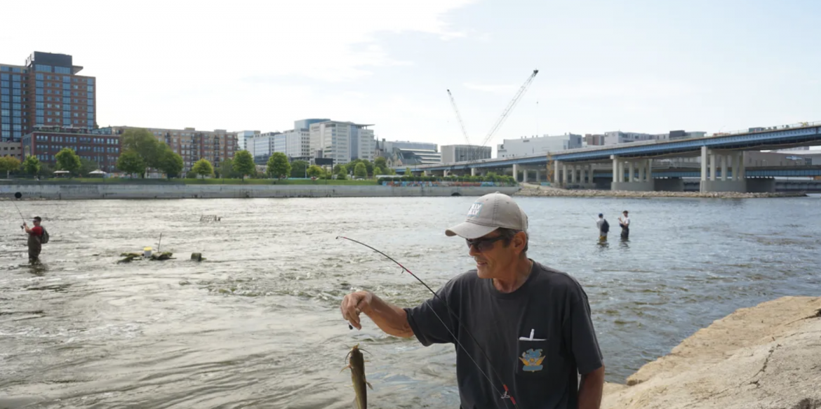 Competing visions for a famed river in a Midwest hotspot