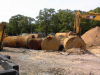 Contamination from leaking tanks at Wagoner Transportation in Muskegon needed $189,000 in state funds. Photo: DNRE