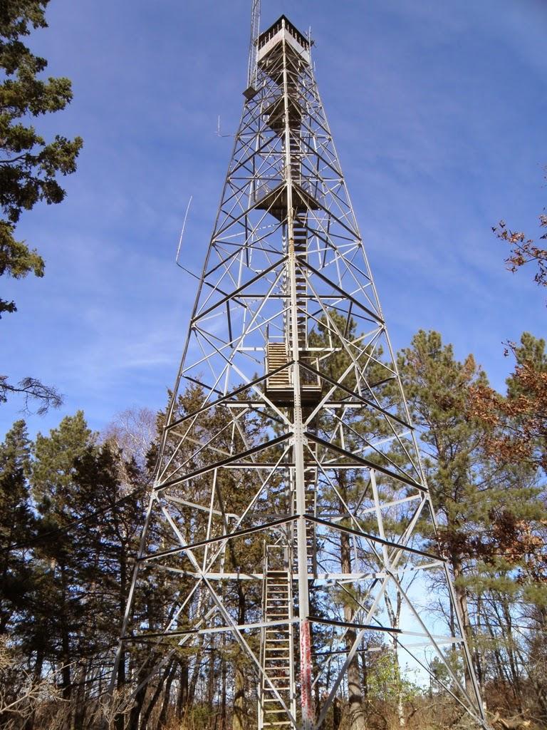 Minn  Fire Tower Wins Historic Site Designation