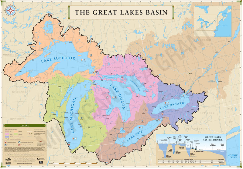 Are The Great Lakes Used For Drinking Water